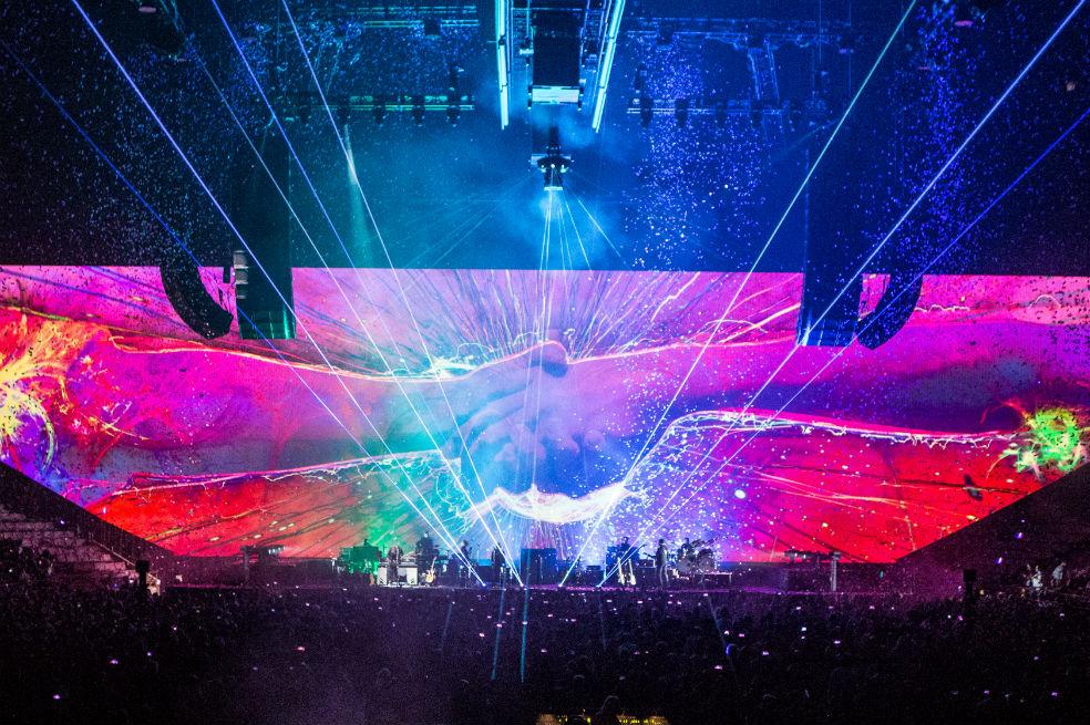 Roger Waters en Colombia más que un concierto