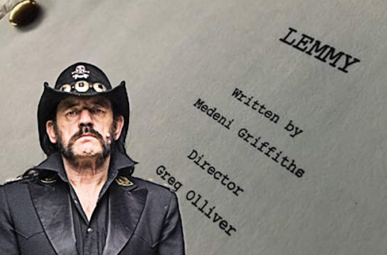 Se anuncia película biográfica de Lemmy Kilmister