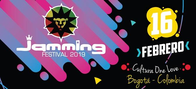 Jamming Festival 2019 – Conoce el cartel oficial y adquiere desde ya tu entrada