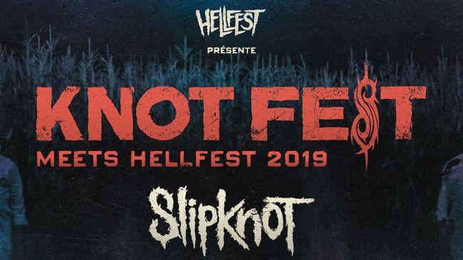 El Knotfest se realizará dentro del Hellfest 2019