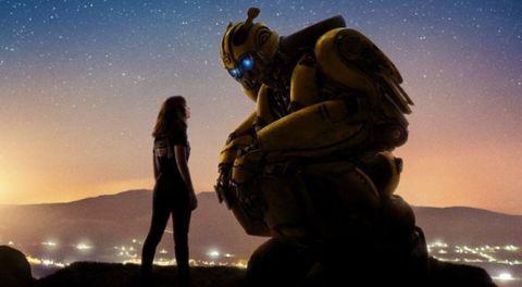 El spin-off de Transformers, «Bumblebee» se estrenará en Colombia en enero.