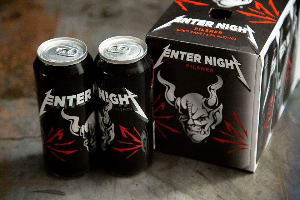 Metallica anuncia su nueva cerveza
