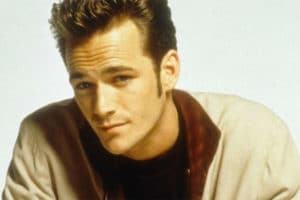 """Murió Luke Perry actor que personificó a Dylan en la serie """"Beverly Hills"""""""