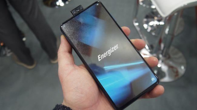 energizer nuevo celular
