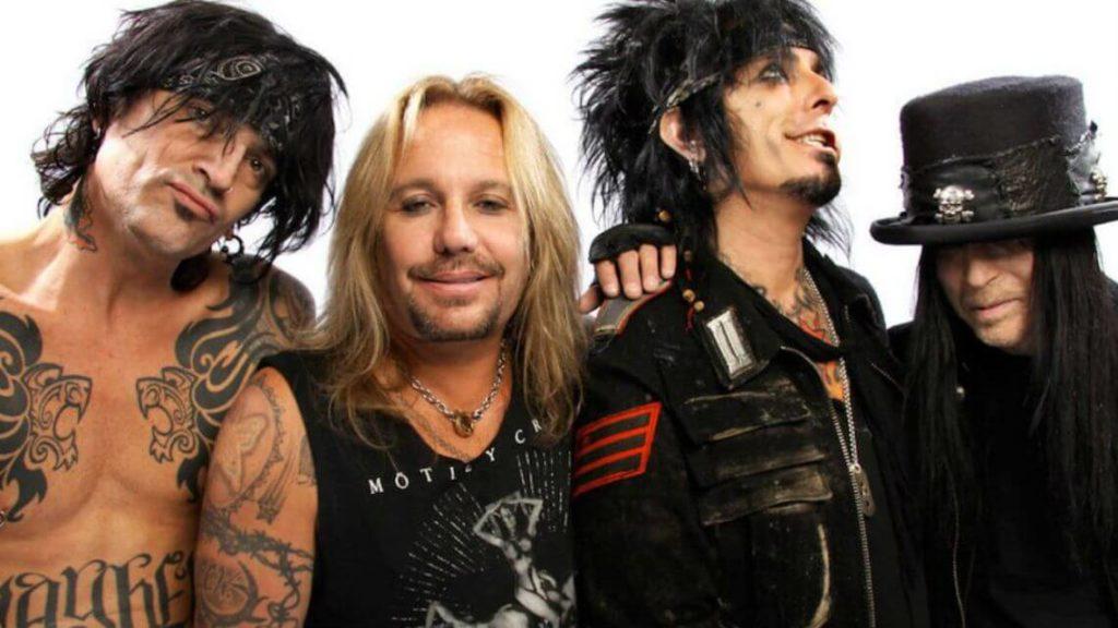 «The Dirt» la historia de Mötley Crüe llega a Netflix en marzo