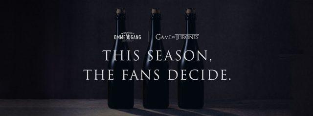 «For the Thrones» la cerveza inspirada en la última temporada de «Game of Thrones»