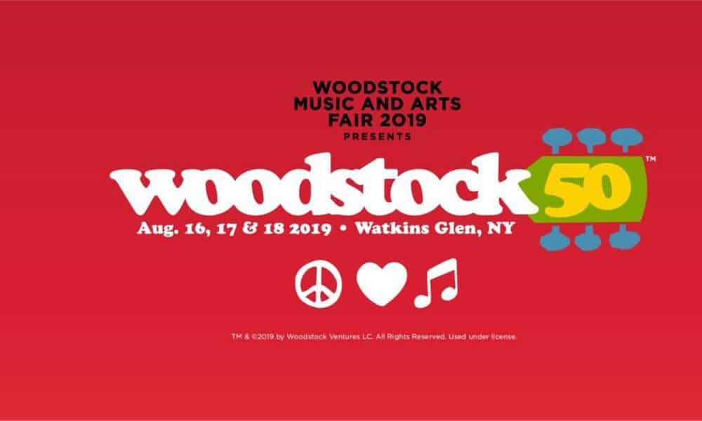Primeras confirmaciones para el 50° aniversario de Woodstock