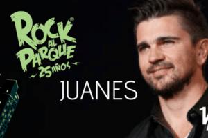 Juanes en Rock al Parque 2019
