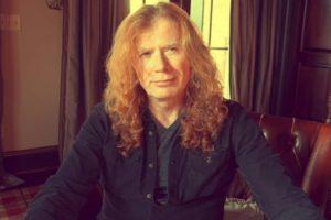 Megadeth cancela participación en Rock in Rio luego de confirmar el cáncer que padece Mustaine