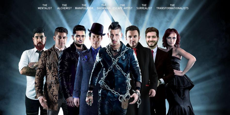 «Los Ilusionistas»: Un show de escapismo, magia y más, llega a Bogotá en agosto