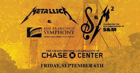 Metallica proyectará su concierto sinfónico S&M2 en cine