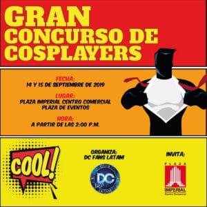 batmanday colombia concurso cosplays