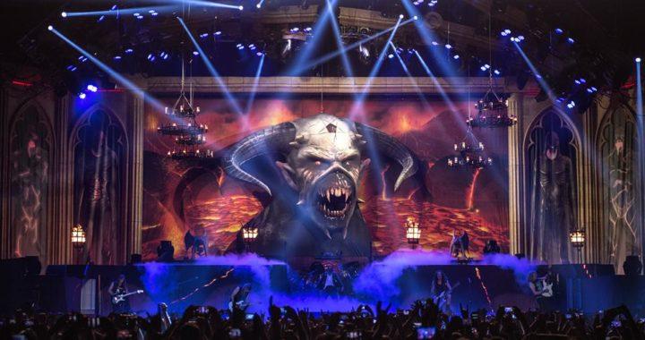 "Iron Maiden regresa a Latinoamérica bajo el ""Legacy Of The Beast Tour"""