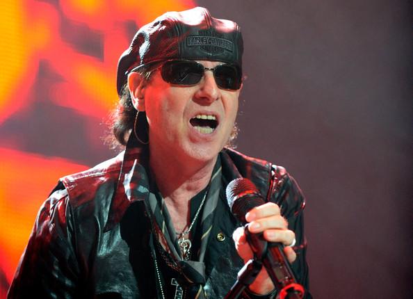 Scorpions cancela show debido a problemas con la voz de Klaus Meine