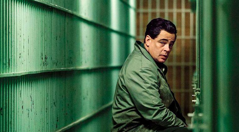 """Benicio del Toro protagoniza la serie """"Fuga en Dannemora"""" – lanzamiento en noviembre"""