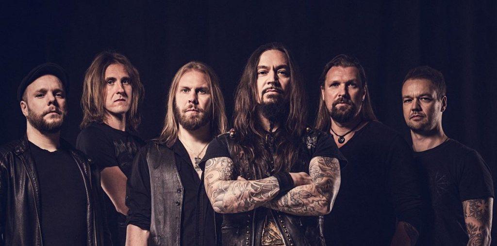 Se confirma el regreso de Amorphis a Bogotá en 2019