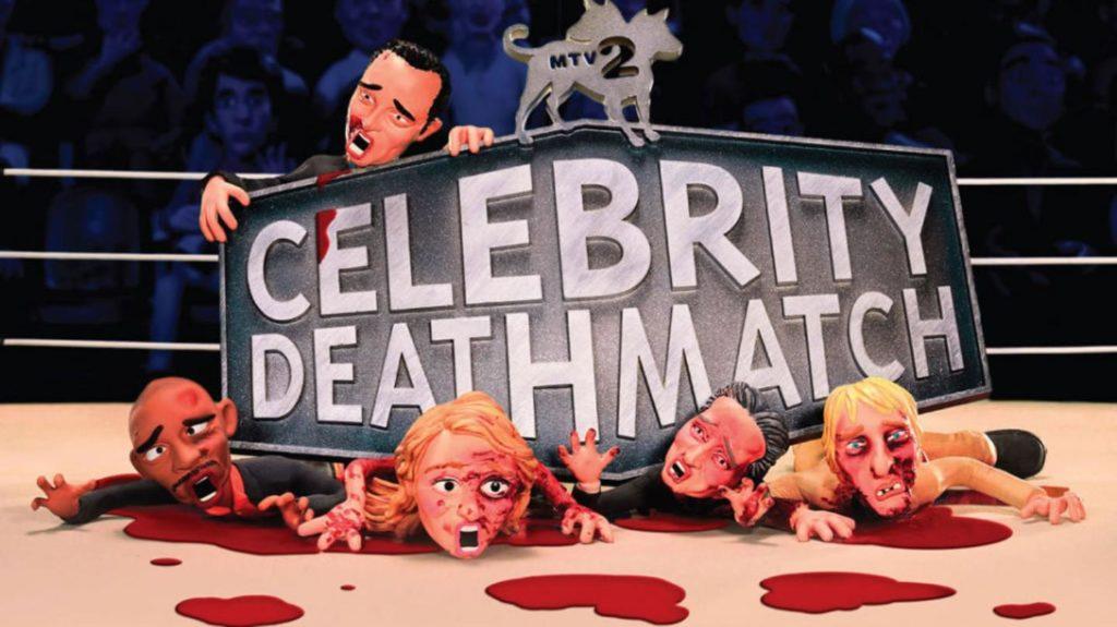 Regresa Celebrity Deathmatch de MTV