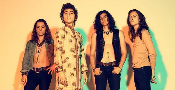 Greta Van Fleet cansados de que los comparen con Led Zeppelin