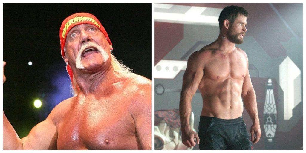 """Netflix lanzará la película sobre """"La Hulkmania"""", Hulk Hogan será protagonizado por Chris Hemsworth"""