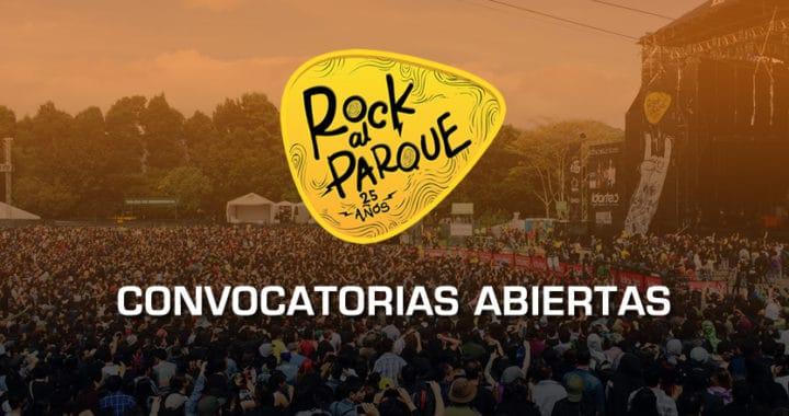 Abiertas primeras convocatorias para Rock Al Parque 2019
