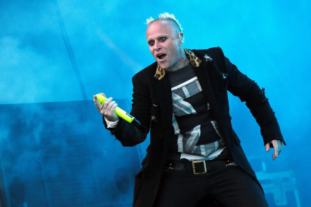 Se confirma que Keith Flint (The Prodigy) murió ahorcado