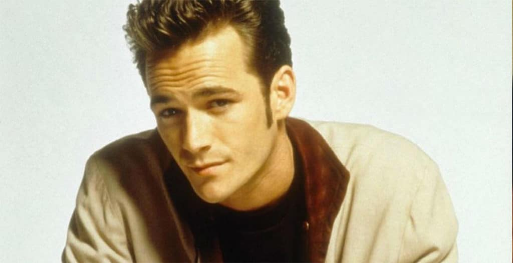 "Murió Luke Perry actor que personificó a Dylan en la serie ""Beverly Hills"""