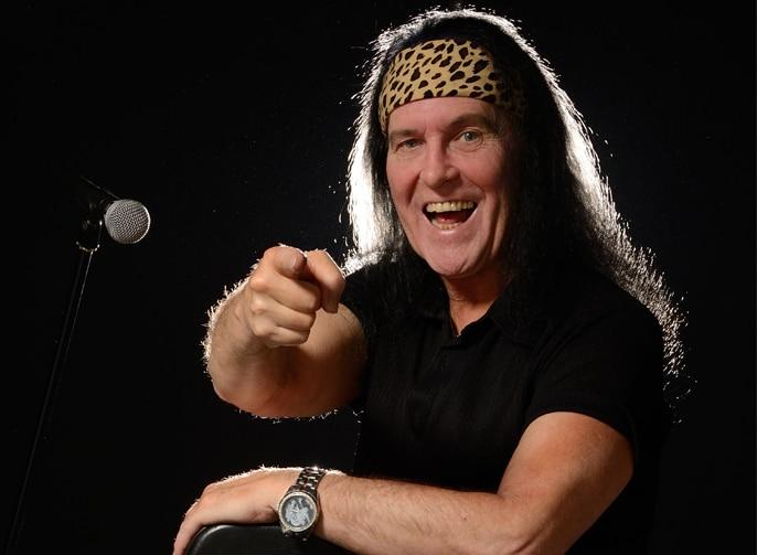 Dave Evans primer vocalista de AC/DC se presentará en Bogotá