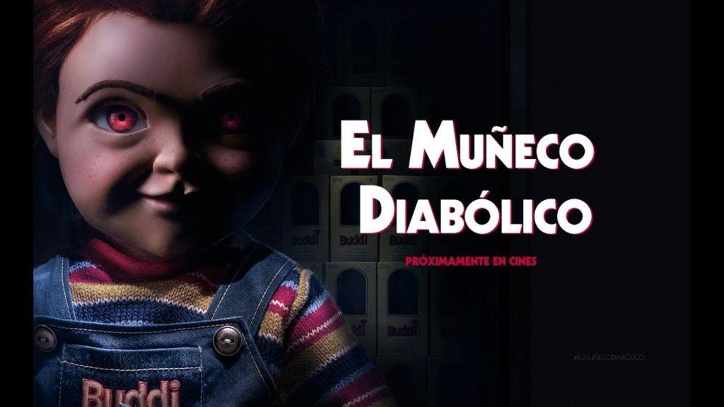 """La saga de """"Chucky, el muñeco diabólico"""" su estrategia, cambios y fecha de estreno"""