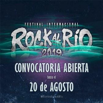 rock al rio 2019 abiertas convocatorias