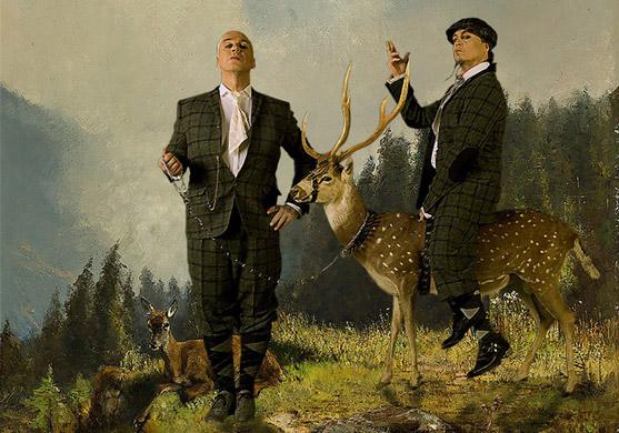 Peter Tägtgren (Hypocrisy/Pain) y Till Lindemann (Rammstein) finalizan su segundo disco