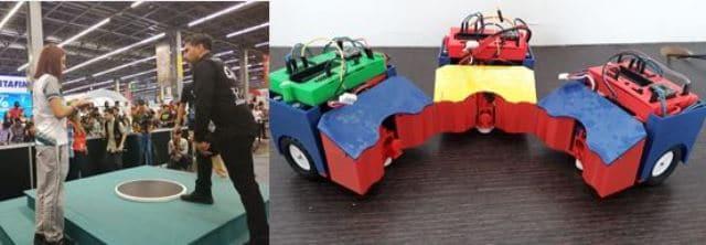 Robotic People Fest en SOFA otorgará cupos a competencias internacionales