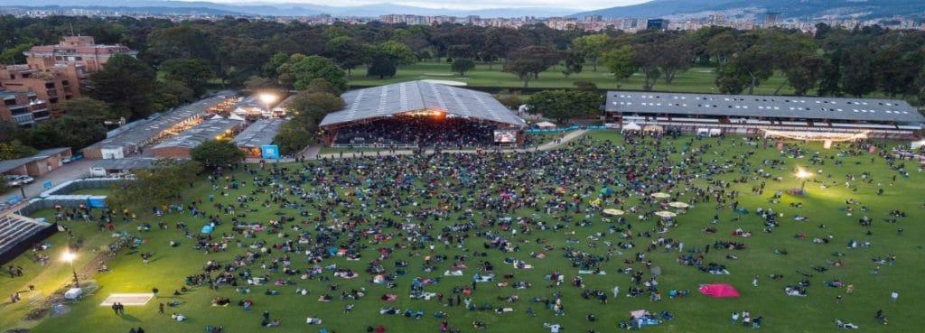 36.000 personas vivieron la fiesta del jazz en Bogotá