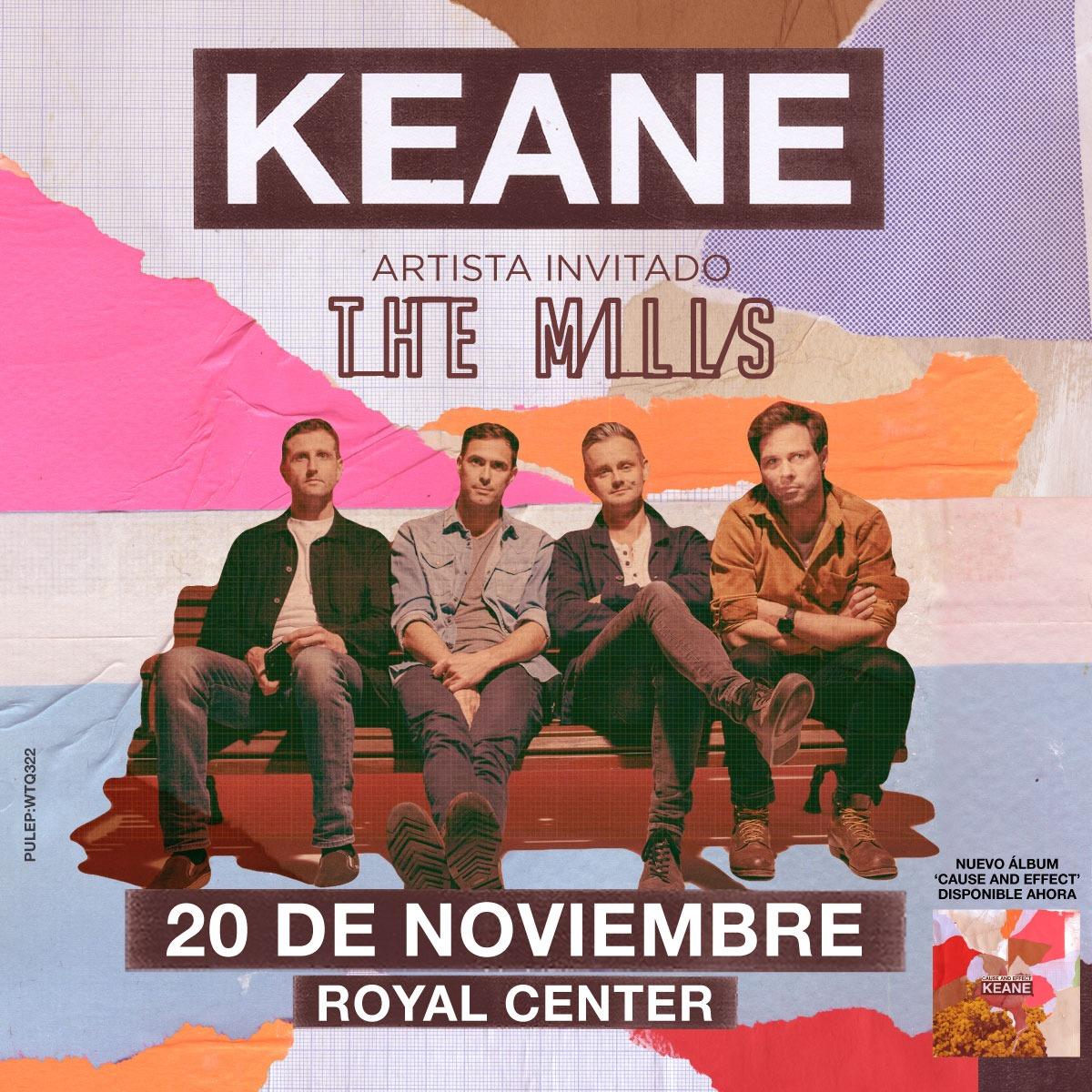 KEANE-2019-COLOMBIA-BOGOTA-THE-MILLS