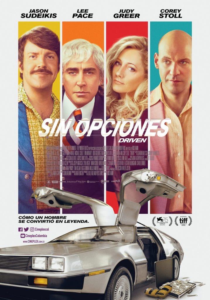 """""""Sin Opciones"""" cambia su fecha de estreno en cines"""