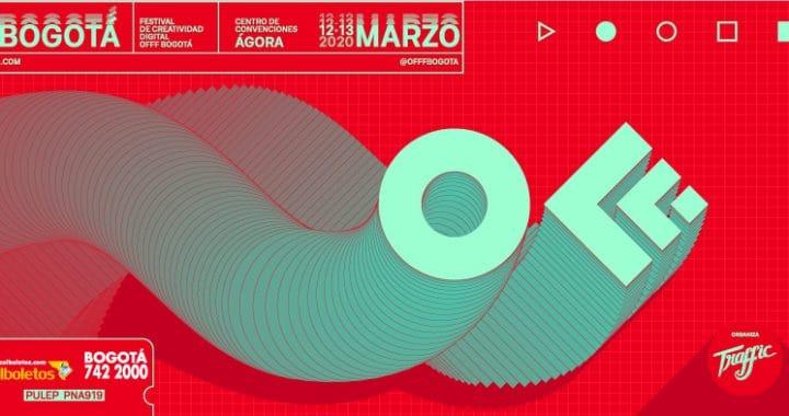OFFF Bogotá 2020: Creatividad, arte y diseño digital contemporáneo