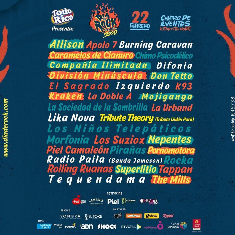 dia de rock colombia 2020