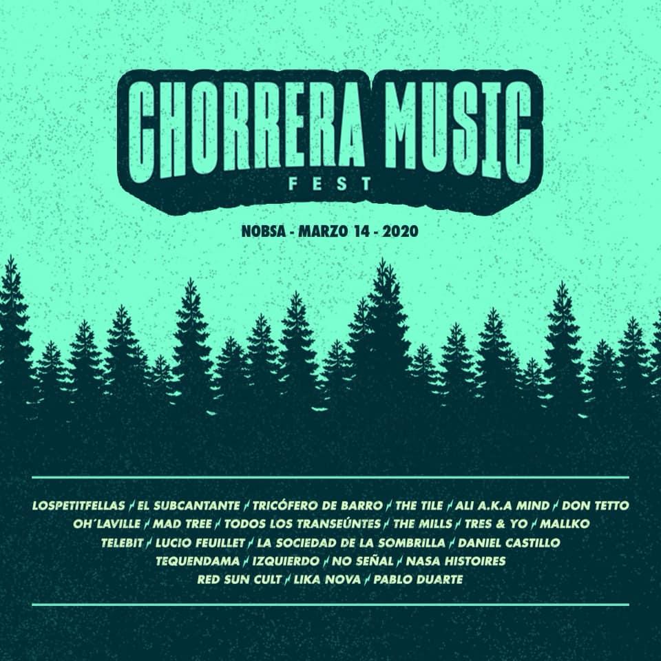 Chorrera Music Fest