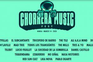 ¡Nuevo parche alternativo! Conoce Chorrera Music Fest