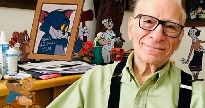 """Murió Gene Deitch, conocido por series como """"Tom y Jerry"""" y """"Popeye"""""""