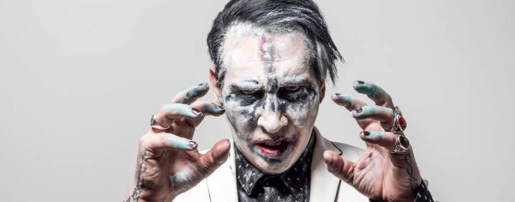 Marilyn Manson ha terminado su nuevo disco