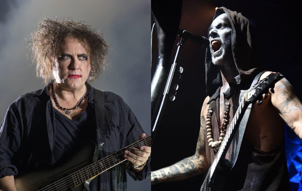 """Behemoth versiona el clásico """"A Forest"""" de The Cure"""