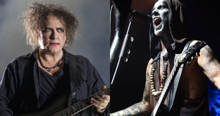 "Behemoth versiona el clásico ""A Forest"" de The Cure"
