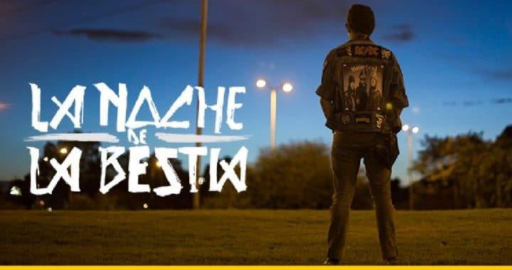 """Primer tráiler de """"La Noche de la Bestia"""" película colombiana inspirada en Iron Maiden"""