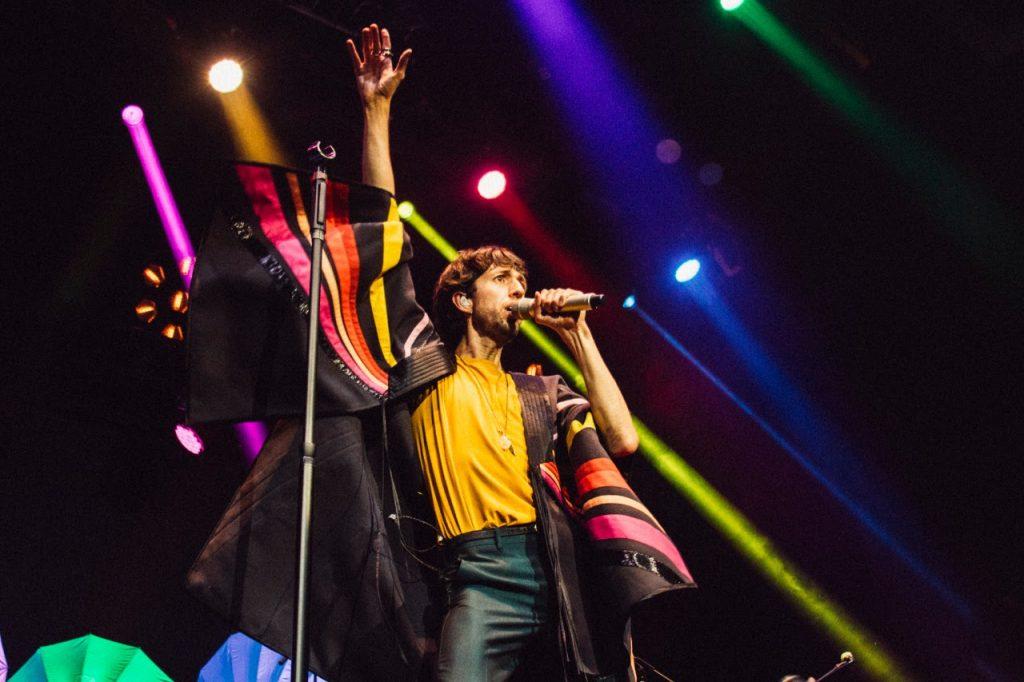 Esteman en la marcha virtual LGBTI de Bogotá