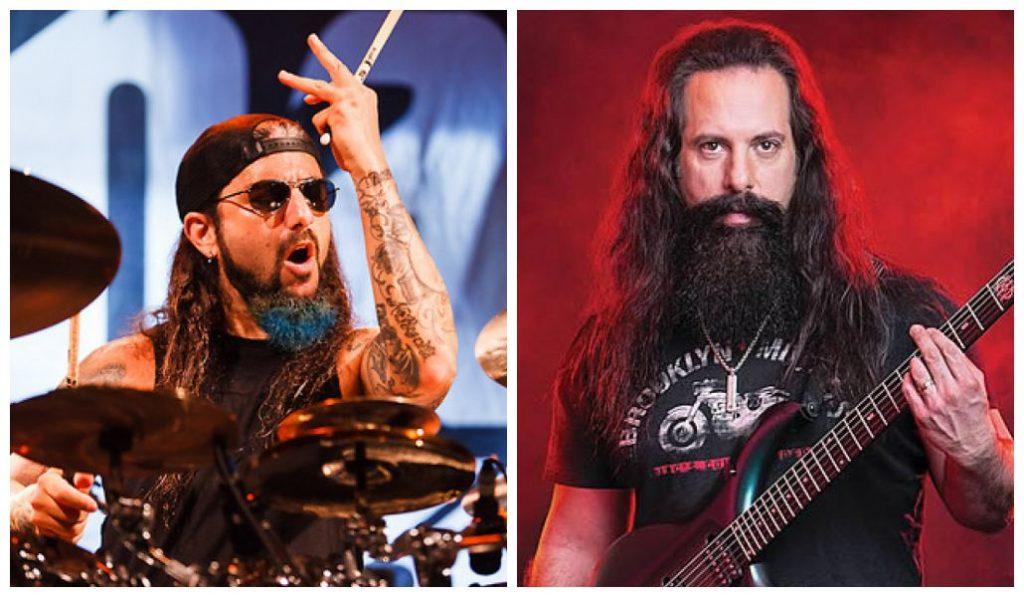 Detalles del nuevo disco de Mike Portnoy y John Petrucci juntos, después de una década de separación