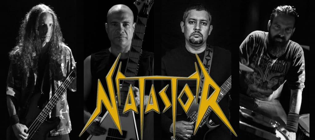 """La agrupación de thrash metal Natastor promociona """"Nación"""" su más reciente material"""