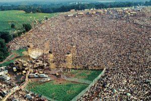 Festival Woodstock 69: Los tres días que cambiaron el mundo