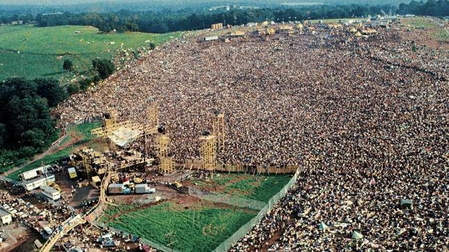 Woodstock 69 los tres dias que cambiaron la historia