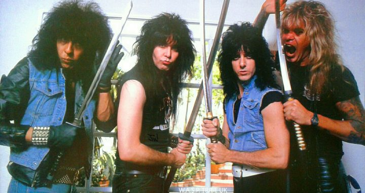 La emotiva carta de despedida de Blackie Lawless a Frankie Banali