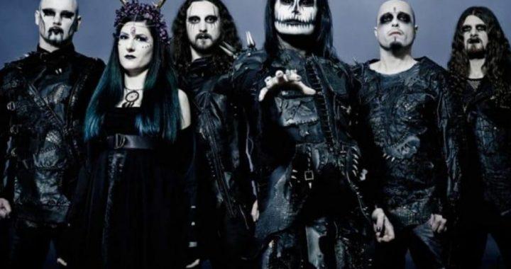 Desde una iglesia, así será el show streaming de Cradle Of Filth en Halloween